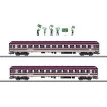 Fanzug-Wagen-Set Euro Express