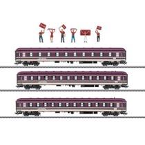 Fanzug-Wagenset Euro Express