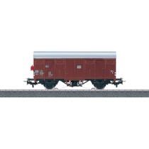 Lukket godsvogn DB
