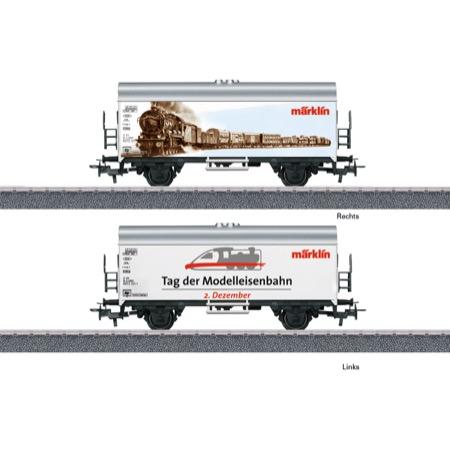 Kühlwagen - Internationaler Tag der Modelleisenbahn 2018