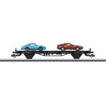 """Autotransportwagen """"70 Jahre Porsche-Sportwagen 4"""""""