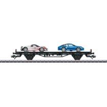 """Autotransportwagen """"70 Jahre Porsche-Sportwagen 8"""""""