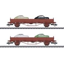 Autotransportwagen-Set Saab 9