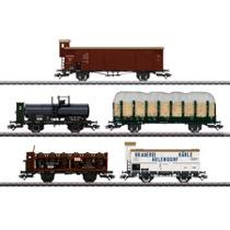 """Güterwagen-Set """"175 Jahre Eisenbahn in Württemberg"""""""