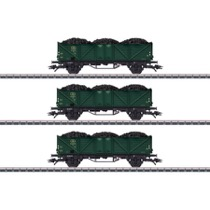 Güterwagen-Set SNCB