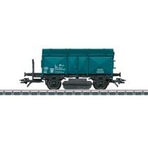 Schienen-Reinigungswagen DB