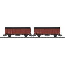 Ged.Güterwagen SNCB