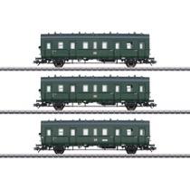 Personenwagen-Set zur Baureihe 75