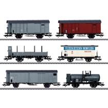 Güterwagen-Set zu Köfferli SB