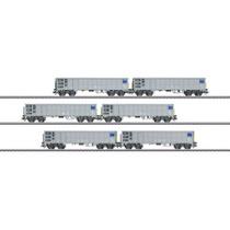 Hochbordwagen-Set SBB Cargo