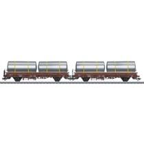 Set mit 2 Rungenwagen Kbs - 2 Kbs 443