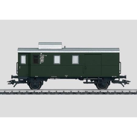 Güterzugbegleitwagen.