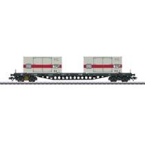 Tragwagen mit Container DB