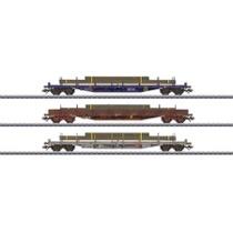 Flachwagen-Set CFL Cargo