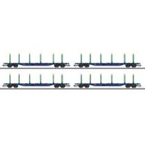 KLV-Tragwagen-Set Green Cargo