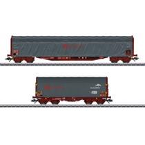 Güterwagen-Set ermewa