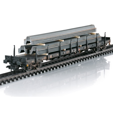 Rungenwagen-Set DB AG