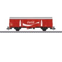 Ged.Güterwagen Coca-Cola SJ