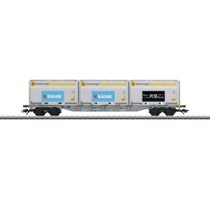 Containertragwagen-Set SBB