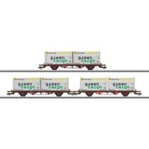 Container-Tragwagen-Set Lgjns - Lgjns, SJ