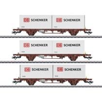 Tragwagen-Set DB Schenker NO