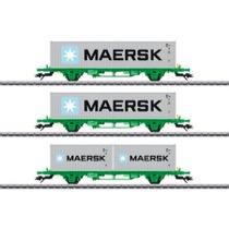 SJ - MAERSK containervognsæt