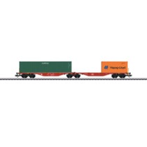 Doppel-Tragwagen Railion