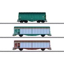 Güterwagen-Set IT