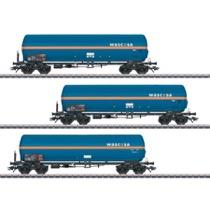 Druckgaskesselwagen Wascosa
