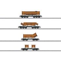 Schwerlastwagen-Set DB