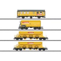 Wagen-Set Bahnbau Gruppe