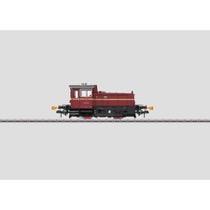 Dieselkleinlokomotive. - Köf III, DB DC
