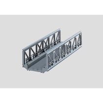 Gitterbrücke ger. 180 mm