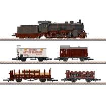 Zugpackung Länderbahn Güterzug K.P.E.V. DC