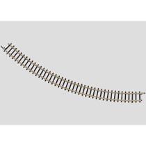 Gleis geb. r195 mm, 45 Gr. DC