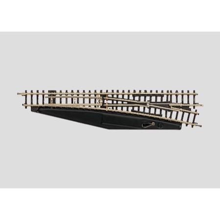 Skiftespor Højre r490 mm DC
