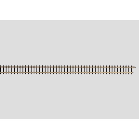 Lige Skinne 660 mm (Flexskinne) DC