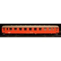 DSB Bg 50 86 29-44 092-8, Designrød,  personvogn
