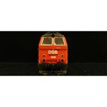 DSB MZ 1438 rød/sort DC digital DC