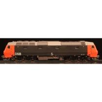 DSB ME 1502, Rød/Sort, AC m. lyd AC