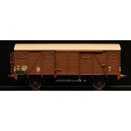 DSB Gs 42638, Brun,  Serie II