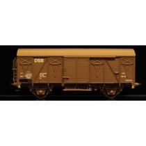 DSB Gs 01 86 120 3 257-5, Lys brun,  Serie II