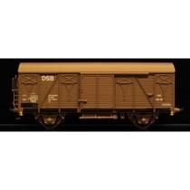 DSB Gs 01 86 120 3 703-8, Lys brun,  Serie II