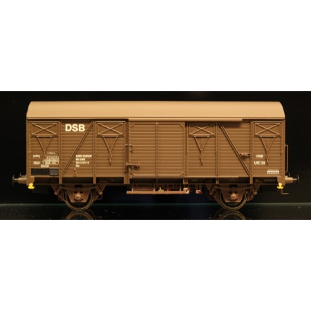 DSB Gs 01 86 123 0 017-0, Brun,  Serie III
