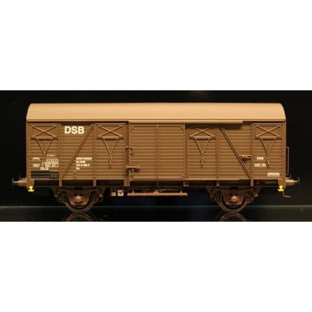 DSB Gs 01 86 123 0 138-4, Brun,  Serie III