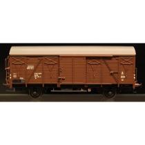 DSB Gs 01 86 120 1 336-9, Brun,  Serie I