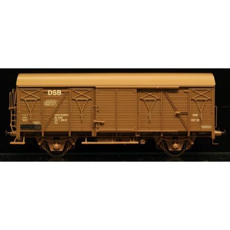 DSB Gs 01 86 120 1 006-8, Lys brun,  Serie I