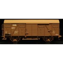 DSB Gs 01 86 120 1 658-6, Lys brun,  Serie I