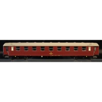 DSB Bgc 50 86 59-64 011-6, Vinrød,  Liggevogn