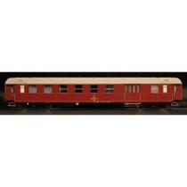 DSB BDg 50 86 82-64 111-5, brun, personvogn